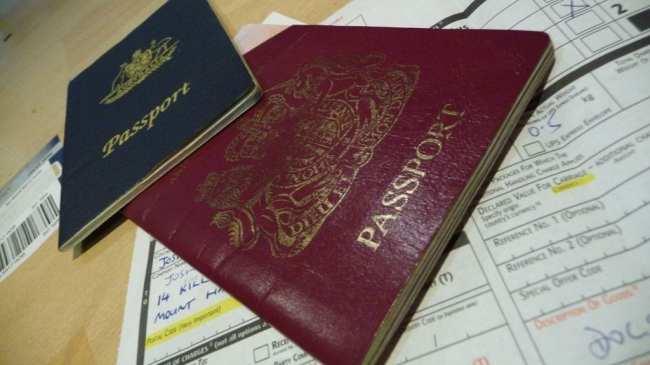 Como se comportar nas entrevistas para o visto - Papelada para tirar o visto
