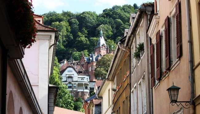 Guia de Heidelberg na Alemanha - Ruazinhas