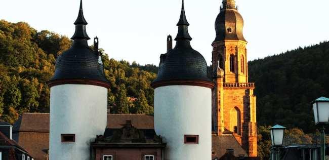 Guia de Heidelberg na Alemanha - Ótima luz para fotos