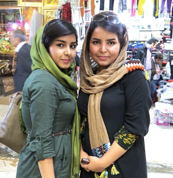 Mulheres em Teerã