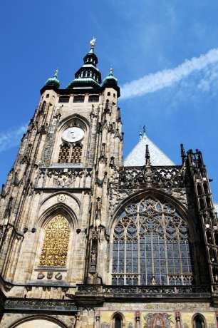 Castelo de Praga - Catedral de São Vito 5