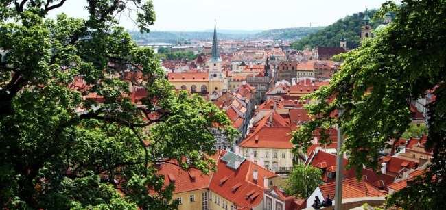 Castelo de Praga - Vista do Castelo 4