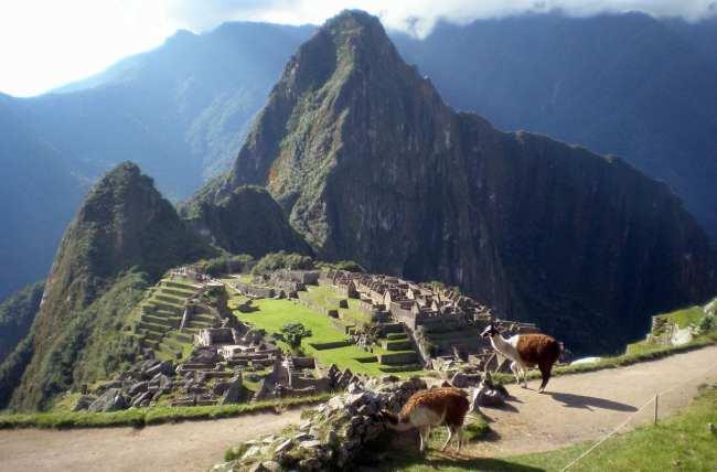 Fabulous Peru Tours - Machu Picchu