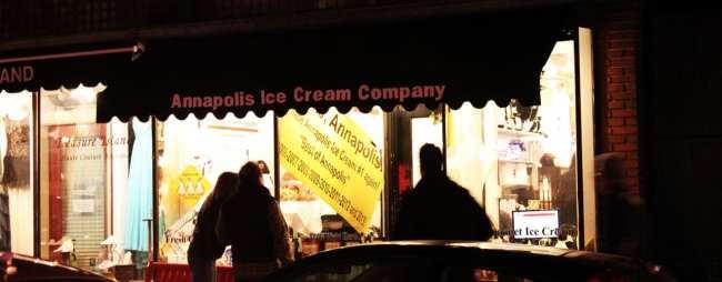 O que fazer em Annapolis - Annapolis Ice Cream Company 1
