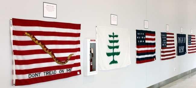 O que fazer em Annapolis - Navy Academy Bandeiras