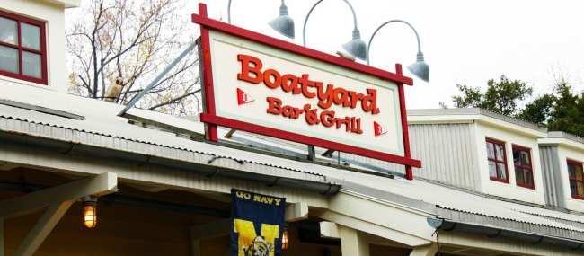 O que fazer em Annapolis - Boatyard Bar and Grill
