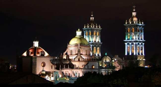 Puebla -  La Basílica Catedral de Puebla de los Ángeles 2