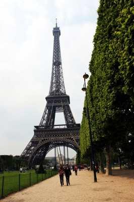 Roteiro de Paris - Torre Eiffel
