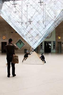 Roteiro de Paris - Museu do Louvre 2