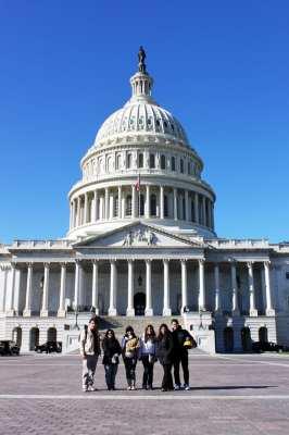 Segway Tour em Washington - Nosso grupo de loucos por segway 1