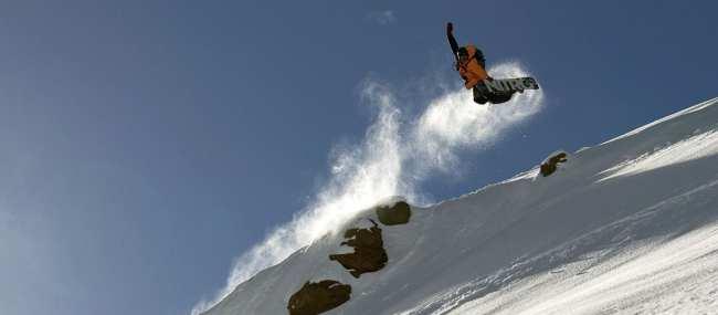 Guia de Valle Nevado - Esquiadores 3