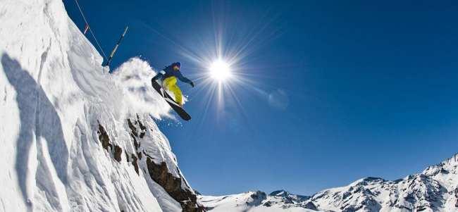 Guia de Valle Nevado - Esquiadores 6