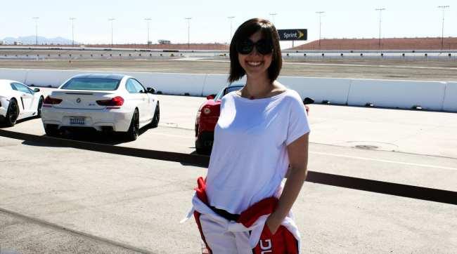 Las Vegas Dream Racing - Para ficar na memória
