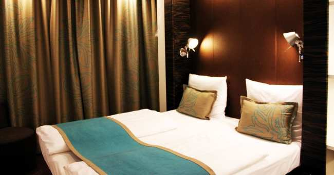 Review Motel One - Quarto