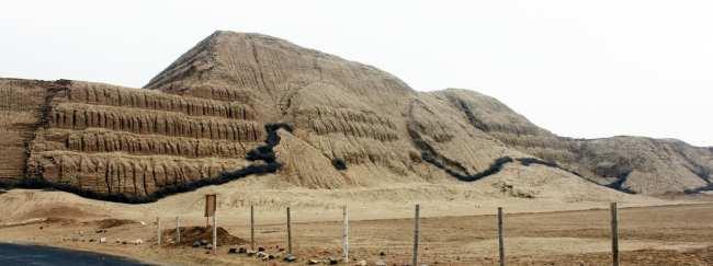 Sítios Arqueológicos de Trujillo - Huaca del Sol