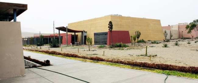 Sítios Arqueológicos de Trujillo - Museu das Huaca del Sol e Huaca de la Luna