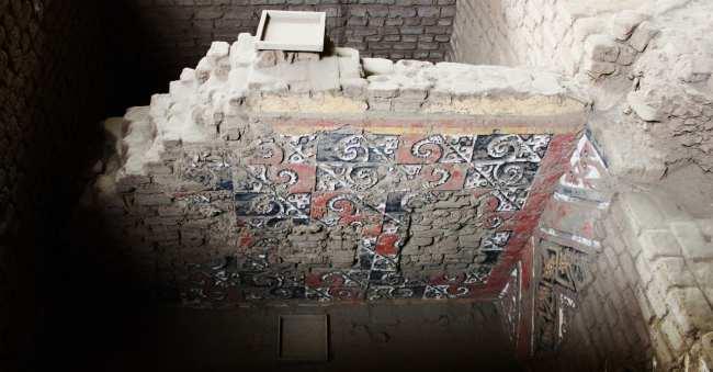 Sítios Arqueológicos de Trujillo - Huaca de la Luna 4