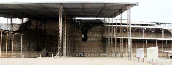 Sítios Arqueológicos de Trujillo - Huaca de la Luna 7