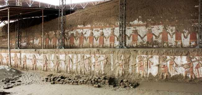 Sítios Arqueológicos de Trujillo - Huaca de la Luna 8