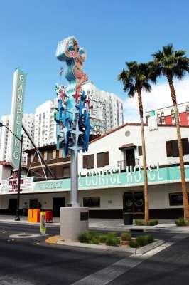 Walking Tour Downtown Vegas - Vista do bairro 1