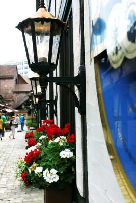 Guia de Nuremberg - Vila dos artesãos 2