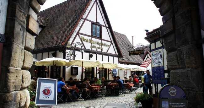 Guia de Nuremberg - Vila dos artesãos 3