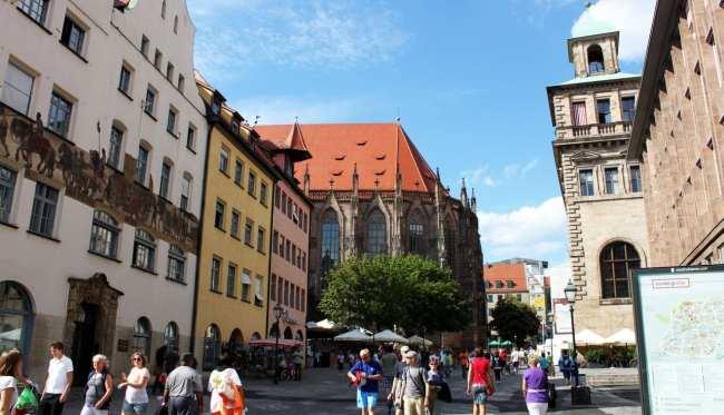 Guia de Nuremberg - Centro Histórico 4