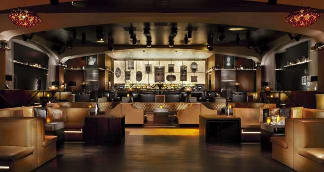Melhores baladas de Las Vegas - Hyde Bellagio 1