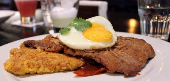 Onde comer em Trujillo - Tanta 1
