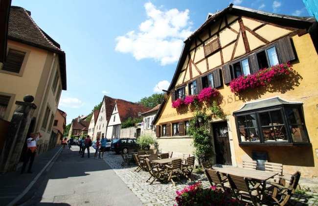 Rothenburg - Cidade 2