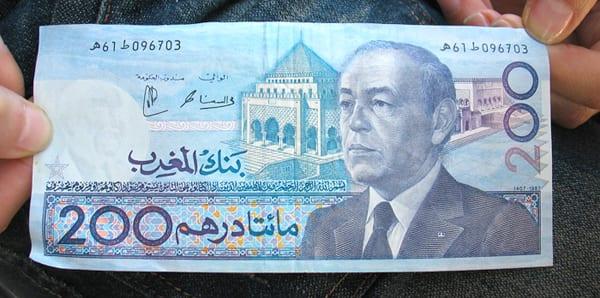 dirham Marrocos