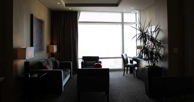 Onde ficar em Las Vegas - Aria Hotel 1