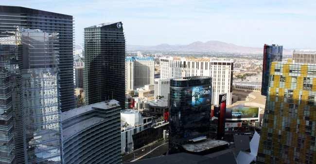 Onde ficar em Las Vegas - Aria Hotel 2