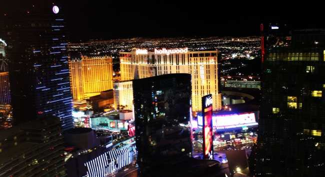 Onde ficar em Las Vegas - Aria Hotel 6