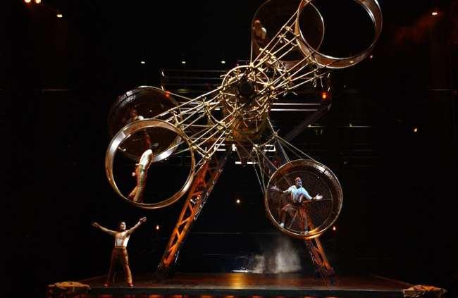 Cirque du Soleil Las Vegas - Ka