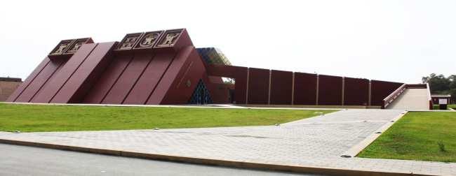 Dicas de Chiclayo - Museu do senhor de sipán