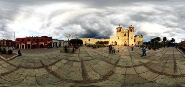 Roteiro de Oaxaca - Cidade 2