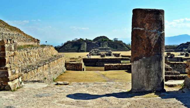 Roteiro de Oaxaca - Monte Albán 2