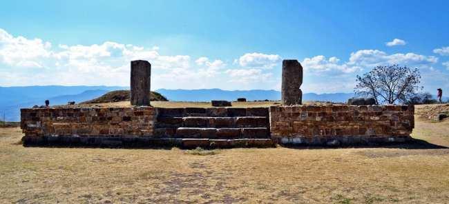 Roteiro de Oaxaca - Monte Albán 3