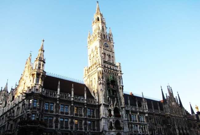 Roteiro de 4 dias de Munique 19 - Marienplatz