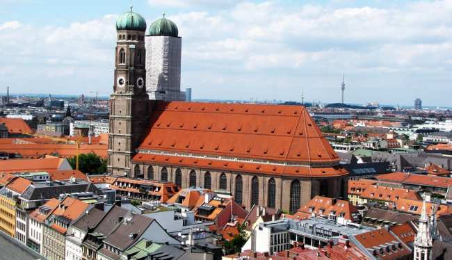 Roteiro de 4 dias de Munique 30 - Frauenkirche