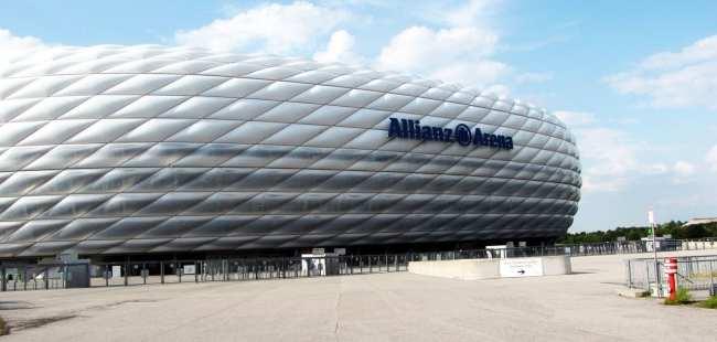 Roteiro de 4 dias de Munique 32 - Alianz Arena