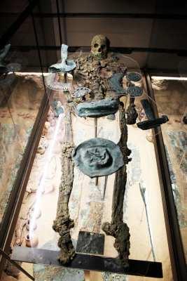 Senhor de Sipán no Norte do Peru - Museu Huaca Rajada Sacerdote Guerreiro