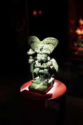 Senhor de Sipán no Norte do Peru - Museu Huaca Rajada 4