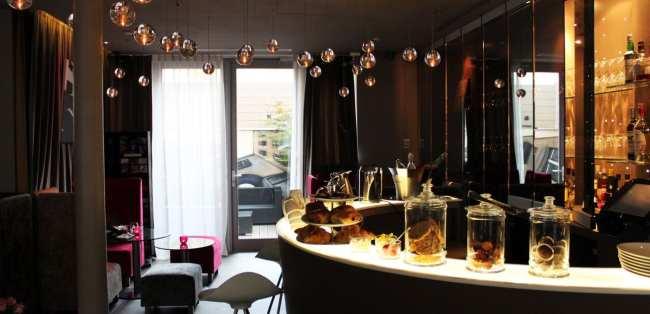 Seven Hotel em Paris - Bar/Lounge