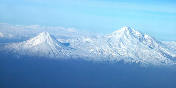 Monte Ararate, Turquia - Foto: Самый древний (Domínio público)