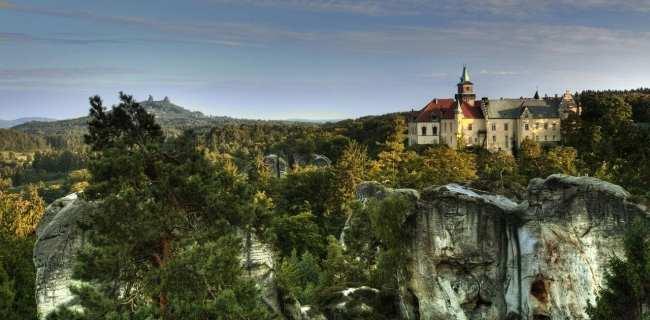 Bate e volta de Praga - Bohemian Paradise