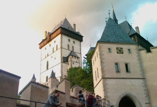 Bate e volta de Praga - Karlstejn Castle