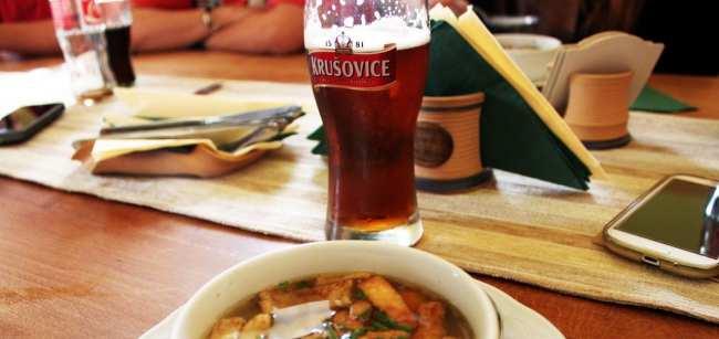 A cultura da cerveja na República Tcheca - Nove Hrady