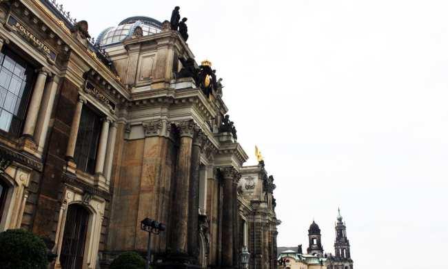 Dicas de viagem a Dresden - Cidade Velha Alstadt 3